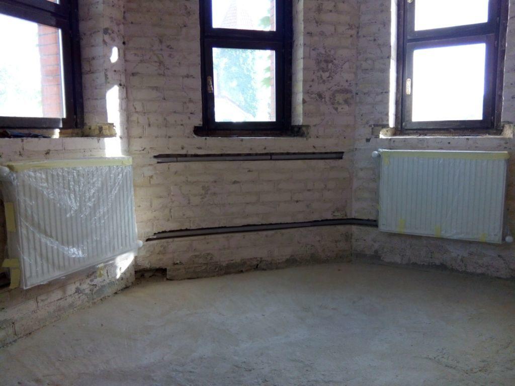 перенос радиатора